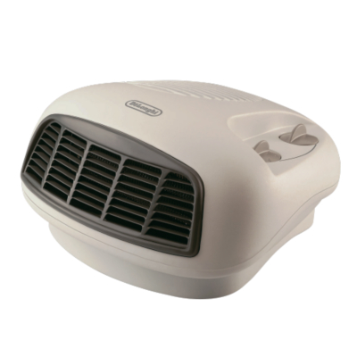 Delonghi HTE332 3 3KW FLAT FA Fan Heater