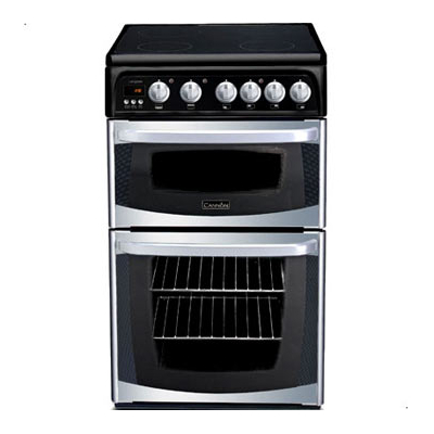 Cannon C50ELS Metallic Silver Langdale Cooker - Electric - B Rated Energy Efficiency