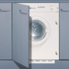 White Knight 43AW 6kg Integrated Tumble Dryer