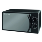Russell Hobbs RHM1709B 700 Watt 17 Litre Manual Microwave - Black