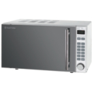 Russell Hobbs RHM2013 800 Watt 20 Litre Digital Microwave and Grill - Silver