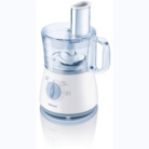 Philips HR7620/70 500 Watt 2 Speed White Food Processor