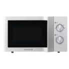 Daewoo KOR6L65 Manual Microwave Oven - White