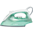 Bosch TDA2622GB 2000W Stainless Steel Soleplate Green Steam Iron