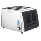 Breville VTT273 4 Slice Polished Steel Toaster