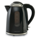 Morphy Richards 43173 1.7L Accents Kettle - Black