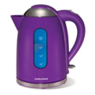 Morphy Richards 43807 1.7L Accents Kettle - Purple