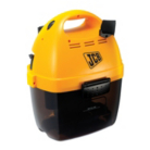 Morphy Richards 70360 JCB Cordless 2 in 1 Portable Wet and Dry Vacuum Cleaner