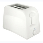 Smart Price 2 Slice Toaster - White