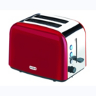Breville VTT201 2 Slice Red Stainless Steel Toaster