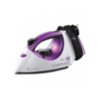 Russell Hobbs 17877 2400W Easy Fill Purple Ceramic Soleplate Steam Iron main view