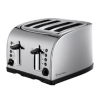 Russell Hobbs 18210 Texas 4 Slice Compact Stainless Steel Toaster main view