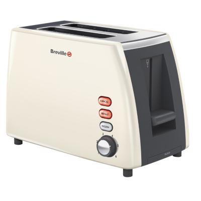 VTT342 Toaster - Cream, Cream VTT342