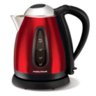 Morphy Richards 43974 1.6L Accents Kettle - Red