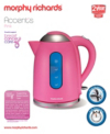Morphy Richards 43805 Jug Kettle alternative view