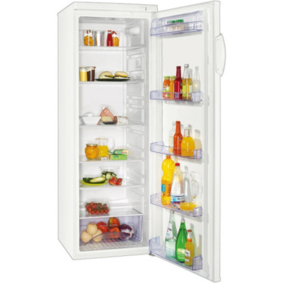 Zanussi Zra637cw01 Freestanding Tall Larder Fridge White