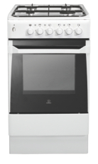 Indesit IS50GW Single Cavity Cooker - Gas