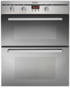 Indesit FIMU23IX Double Oven - Electric