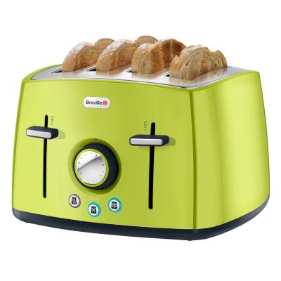 VTT462 4 Slice Toaster - Lime, Lime