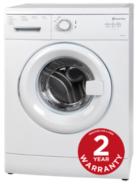 Russell Hobbs RH1042SW 5kg 1000 Spin Freestanding Washing Machine