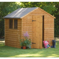 8x6 Overlap Shed