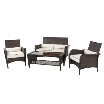 Asda directjava classic conversation piece customer for Outdoor furniture direct