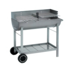 Grill Chef Oil Drum BBQ - Suitable for up to 10 persons