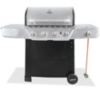 Uniflame 4 Burner and Side Burner Gas Barbecue alternative view