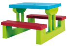ASDA Kids Bench and Table - 3 and 6 years and up to 30kg (66lb)