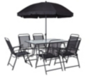 Cuba Patio Set 8 Piece