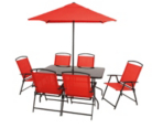 Miami Patio Set - 8 Piece