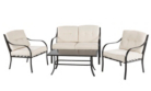 Haversham 4 Piece Sofa Set