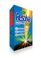 Resolva Weed Killer Concentrate - 250ml Box