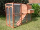 Fairwood Poultry Coop - 9 x 3ft