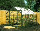 Curved Greenhouse Double Door - Various