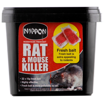 Nippon Fresh Bait Rat and Mouse