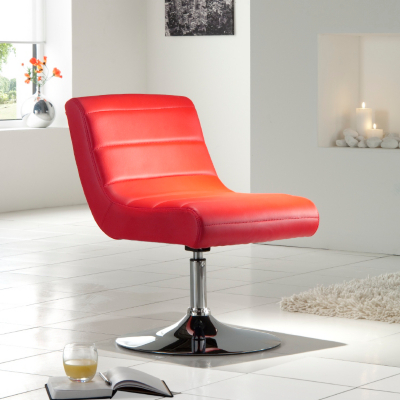 Apollo Relaxer Chair - Red