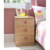 Brighton 3-in-1 Children's Bedside Cabinet alternative view