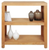 Studio Cube Bookcase - Natural Ash main view