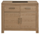 Stockholm Small Sideboard - Light Ash