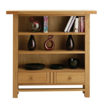 Small Bookcase - Veneer Oaks, Veneer Oaks