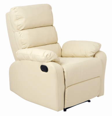 Unico Recliners in Cream
