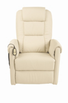Cordoba Powered Recliner - Cream