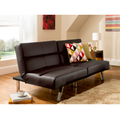 Tenby Sofabed in Brown
