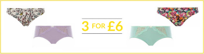 Mix & Match - 3 for £6