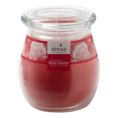 ASDA Candle Jar - Pink