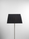 ASDA Voile Floor Lamp - Rectangular - Black alternative view