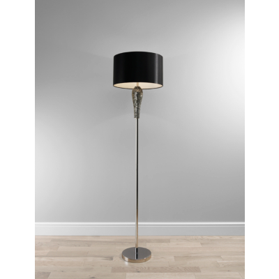 buy cheap black lamp shade compare lighting prices for. Black Bedroom Furniture Sets. Home Design Ideas