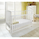 Kinder Valley Kai Cot White