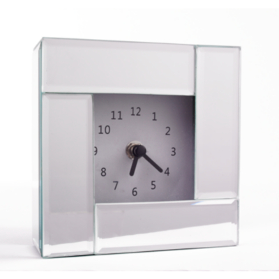ASDA Mirrored Mantle Clock